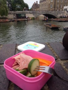 The Simple Pleasures Cambridge Punts