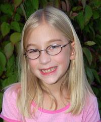 Happy 8th Birthday Lindsey!