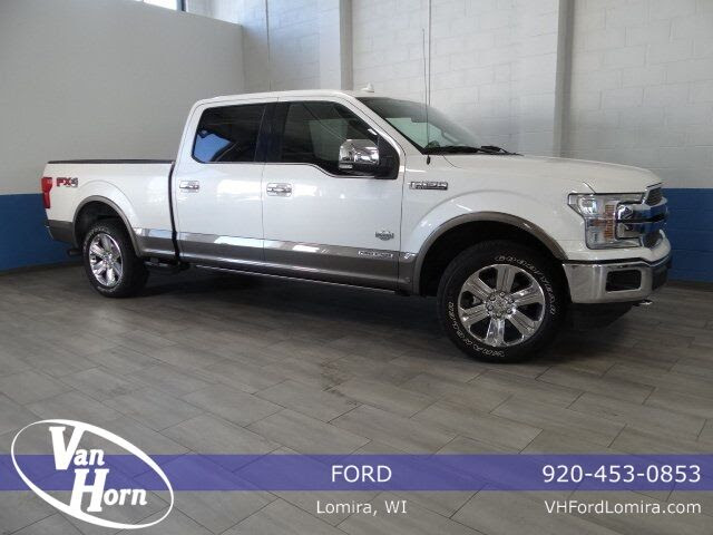 2018 Ford F 150 King Ranch