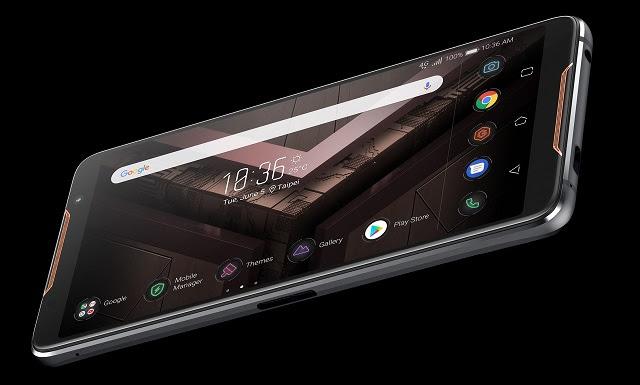 Industri eSports kian meningkat dari tahun ke tahun Menikmati Bermain Gim Secara Hakiki, dengan Asus ROG Phone yang Super Canggih