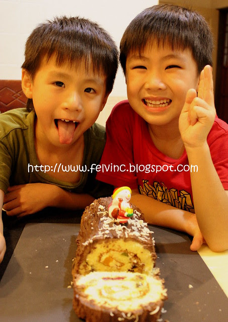 cake roll ~~