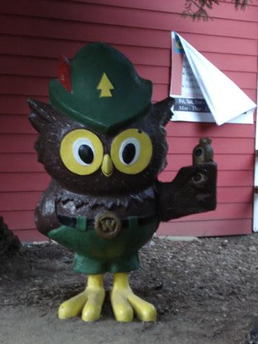 Woodsy Owl
