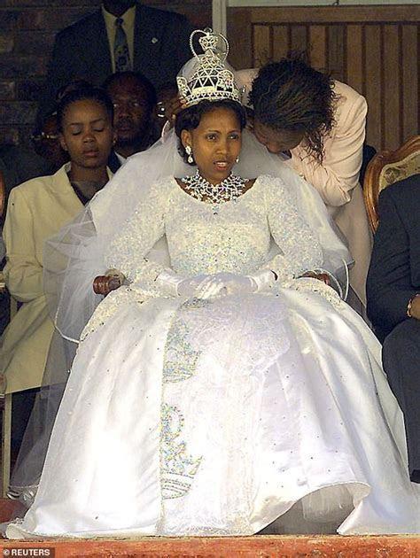 Wedding ensembles worn by royal brides around the world