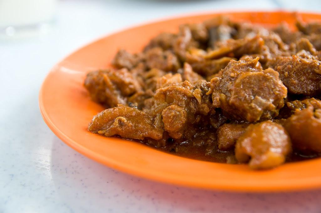 Curry Wild Boar