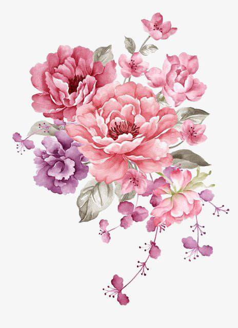 Pink Flower Png Transparent Pink Flower Png Images Pluspng