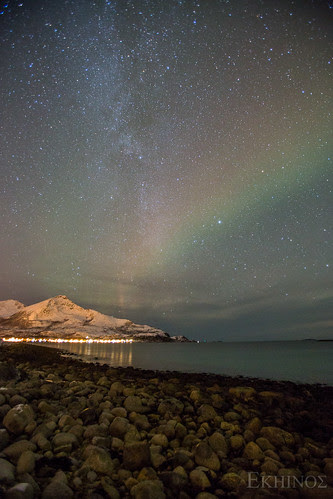 When nothern lights make themselves quite