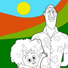 Dibujos Para Colorear Peliculas Eshellokidscom