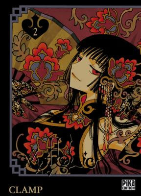 Couverture xxx Holic, tome 02
