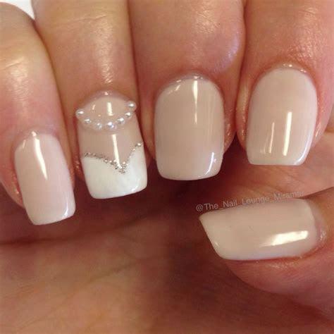 Best 25  Bridal nail art ideas on Pinterest   Bridal nails
