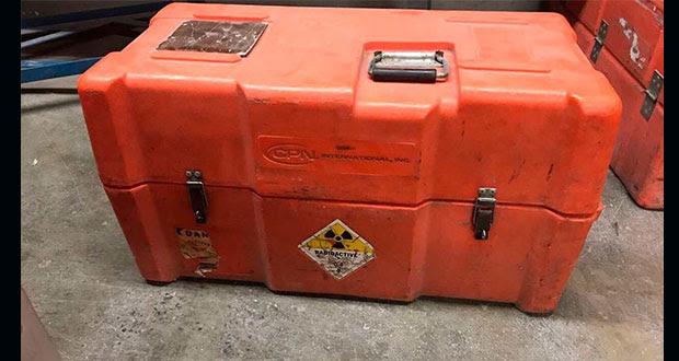 Roban fuente radiactiva en Guanajuato