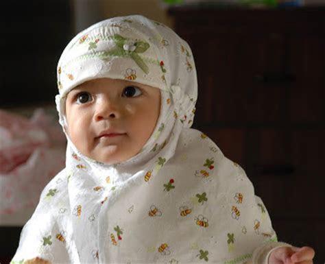 gambar foto anak muslim muslimah pake soraban  hijab