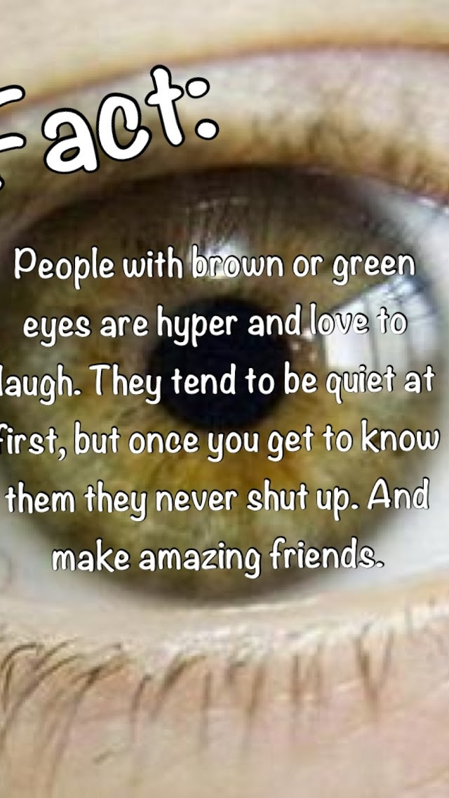 Quotes About Having Brown Eyes 17 Quotes