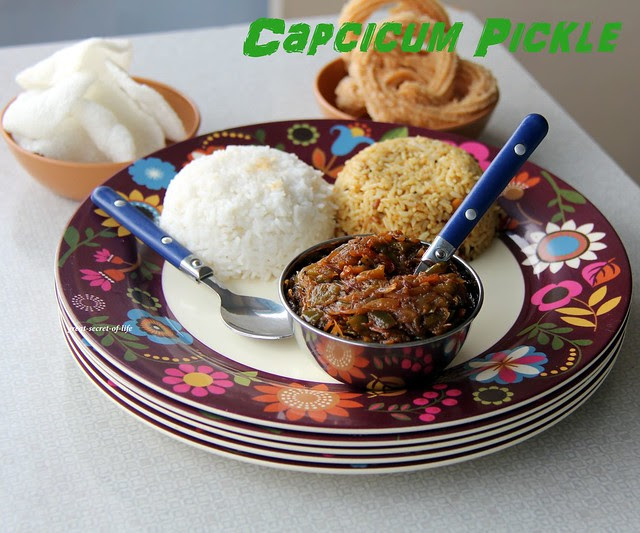 Capcicum pickle resize 009