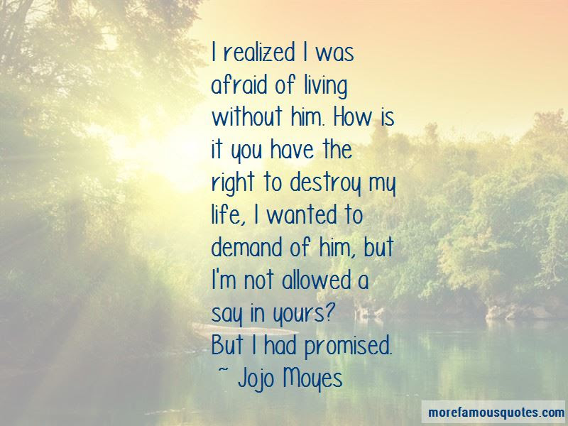 Life Not Promised Quotes Top 40 Quotes About Life Not Promised From