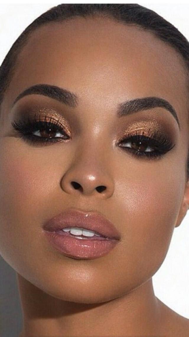Makeup - Black Girl Makeup Looks #2704845 - Weddbook