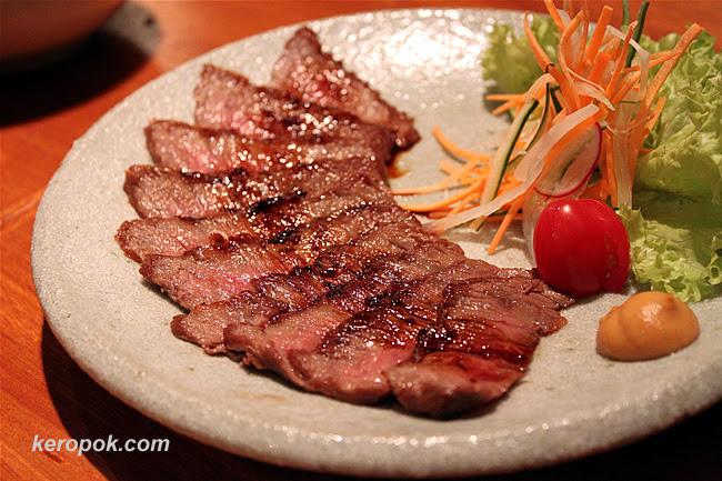 Wagyu Amiyaki