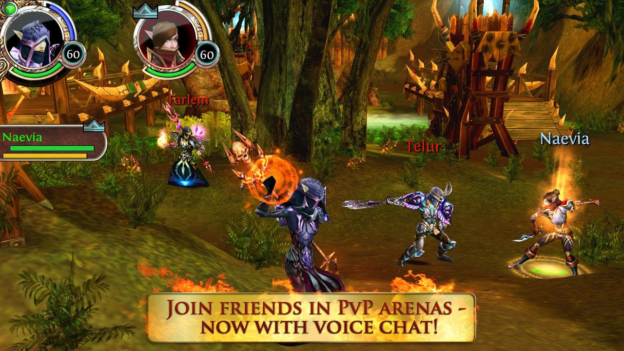 order and chaos 2 how to go fullscreen