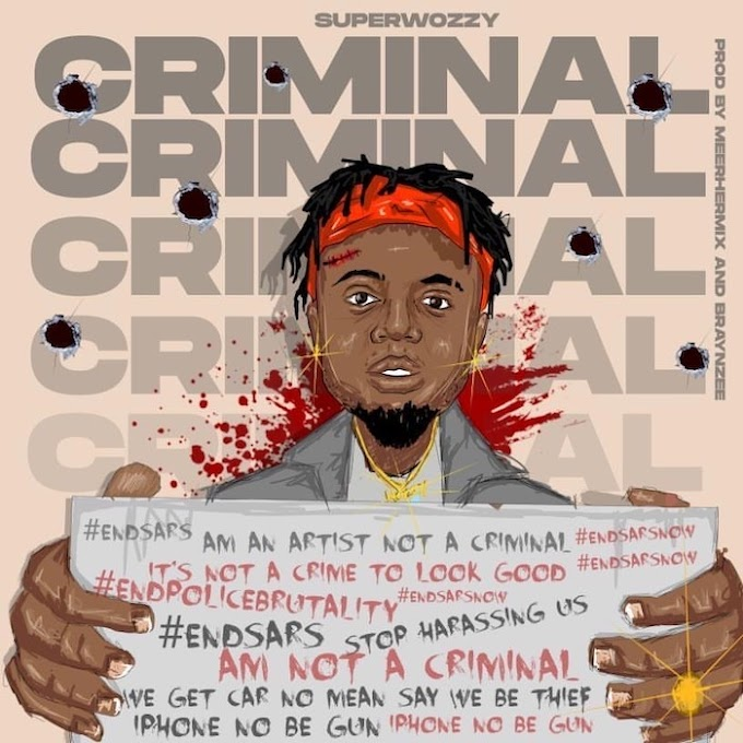 [Music] Superwozzy – Criminal