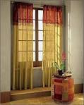 Inexpensive Custom Living Room Curtain Design Ideas - Home Design ...