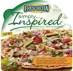 FRESCHETTA® Simply Inspired Farmers Market Veggie