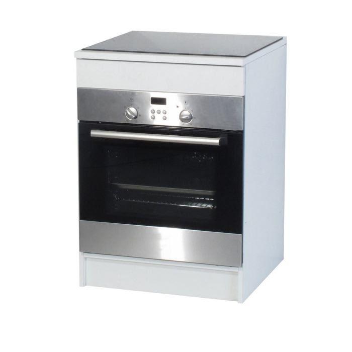 meuble cuisine dimension: meuble cuisine pour four encastrable