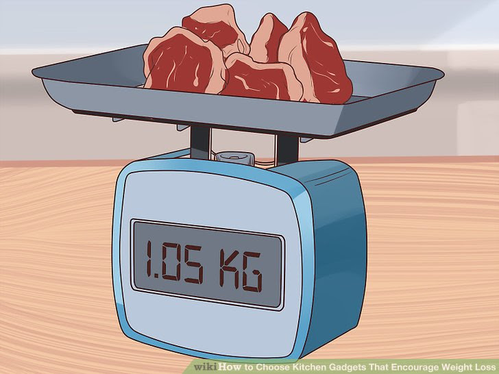 Choose Kitchen Gadgets That Encourage Weight Loss Step 10.jpg
