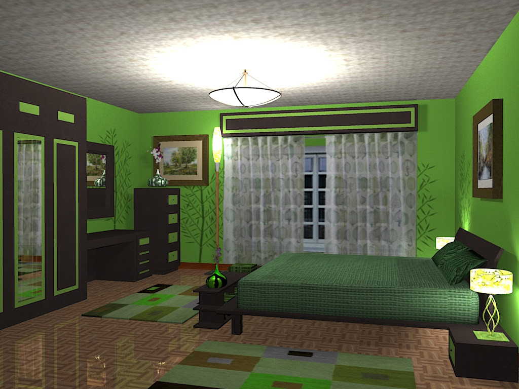 Green Interior Design For Your Home
