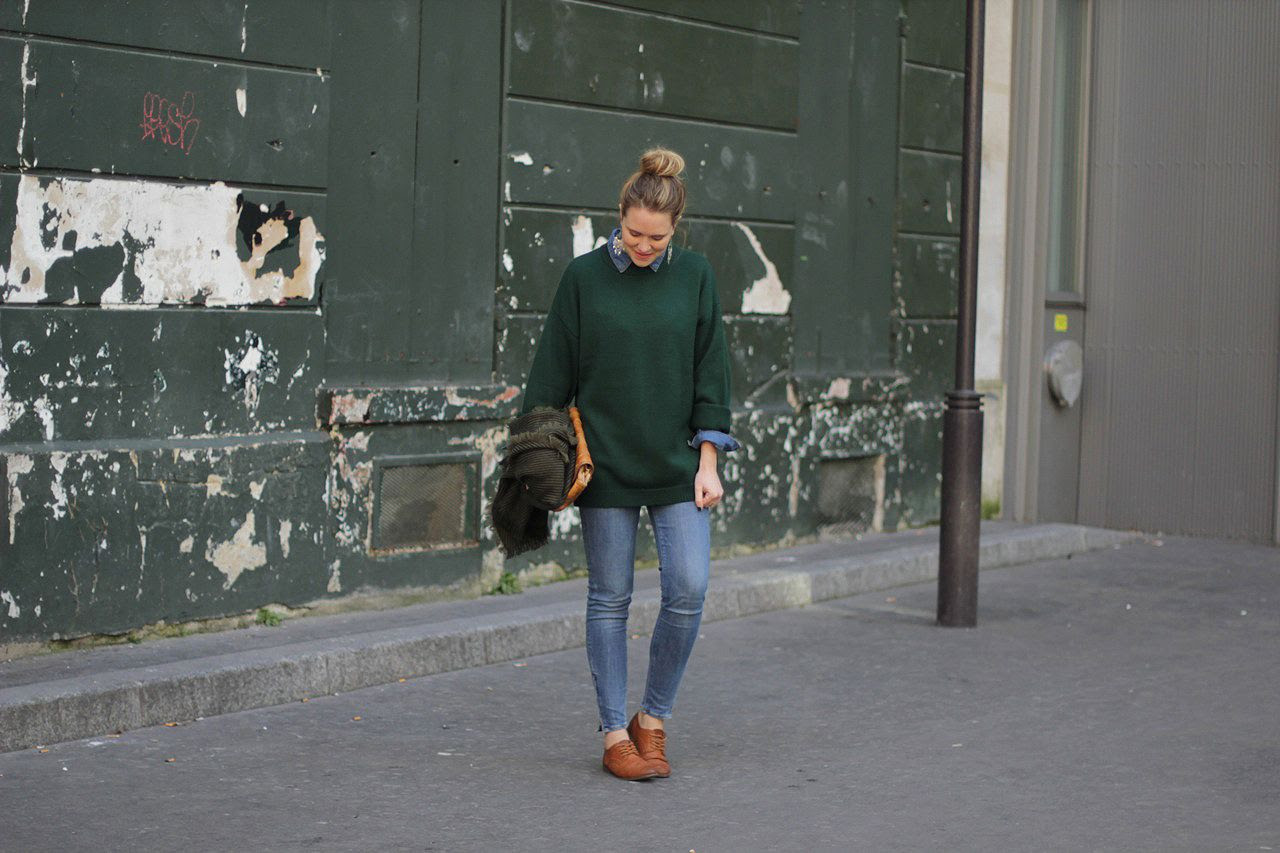 photo 1pullcos-vert-sapin-chemise-jean-derbies_zpsa16cff4b.jpg