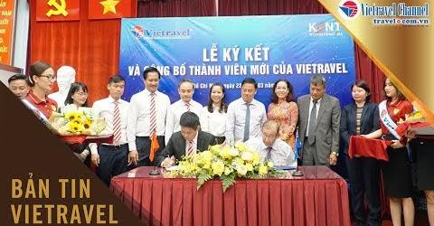 Thêm cơ hội học tập cho sinh viên ngành du lịch | Vietravel