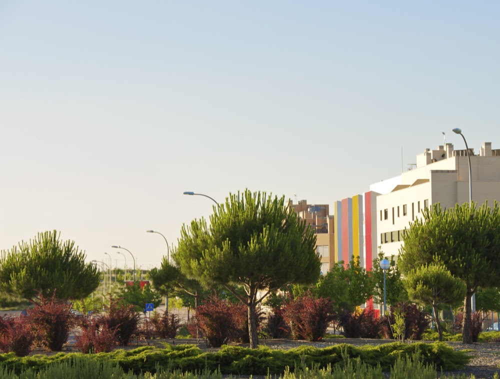 41 VPPB en el Ensanche de Vallecas - Paredes Pino, Arquitectura, diseño, casas