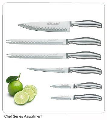 4999 For Complete Set Sharp Select Filet Knife From Hessler
