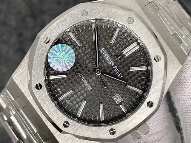 Replica Audemars Piguet 15400 Grey Dial