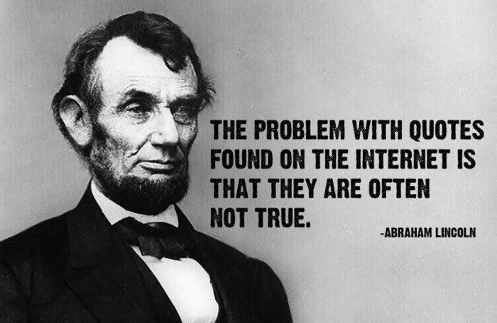 The Problem With Quotes On Internet 9buz