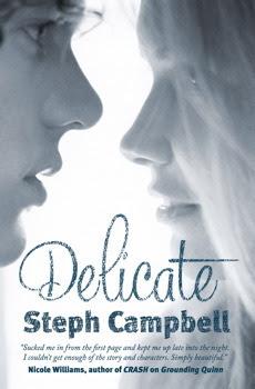 Delicate (Grounding Quinn, #0.5)