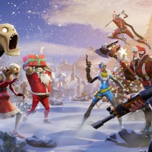 Download Fortnite Wallpaper Christmas