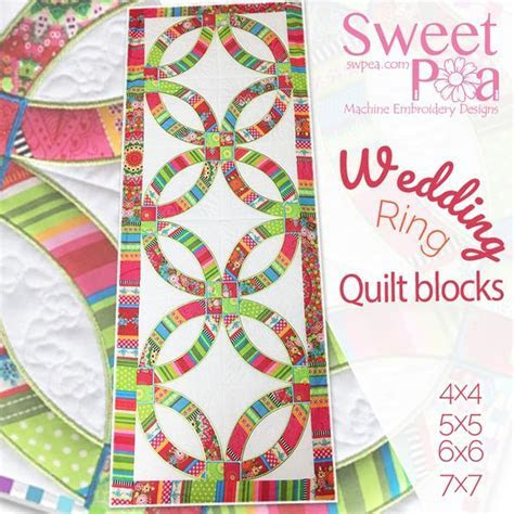 Quilts & Quilting Embroidery Designs In The Hoop (ITH