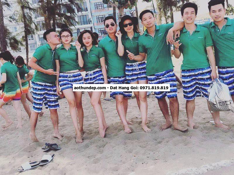 quần đi biển nhóm tphcm