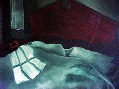 Empty Bed by Dorota Quiroz