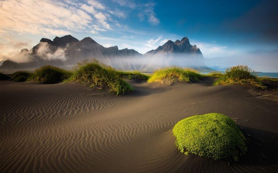 Παραλία της Ισλανδίας