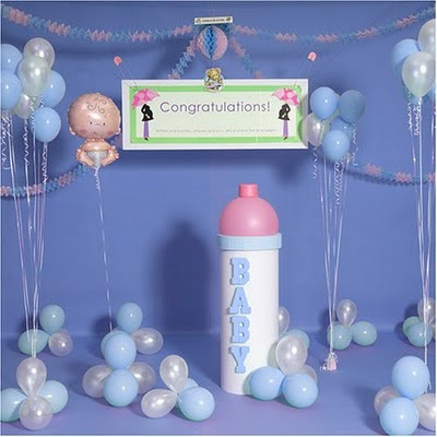 Baby Shower Party Ideas for a Baby Boy | Party Ideas