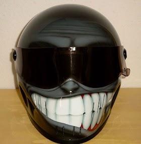 Gambar Keren Untuk Helm