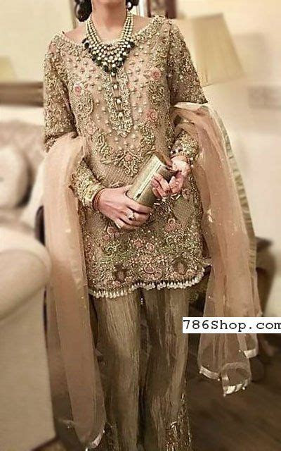 Best 25  Pakistani designer clothes ideas on Pinterest
