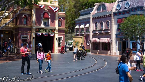 Disneyland Resort, Disneyland, Main Street U.S.A., Vehicle