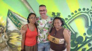 Representantes da ONG Criola, Jurema Werneck e Lúcia Xavier vão desfilar na Imperatriz Leopoldinense