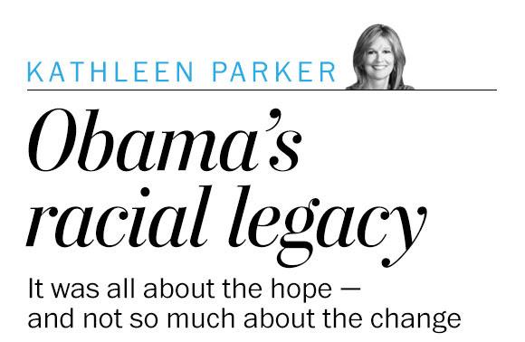 Obama's racial legacy