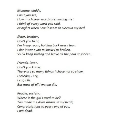 Death Depressed Depression Sad Suicidal Suicide Quotes Friends