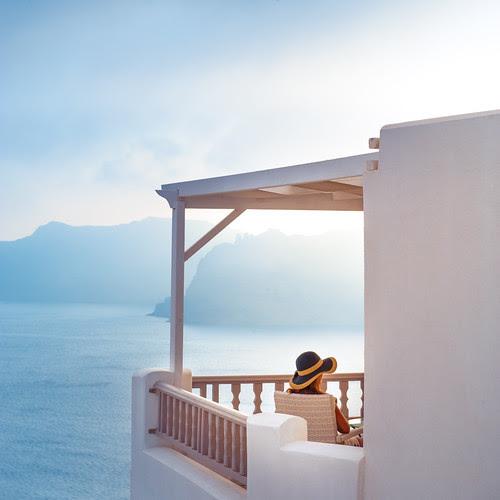 Greece Santorini por ►CubaGallery