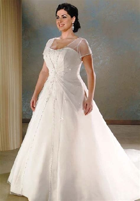 32 best images about Plus Size Wedding Dresses on