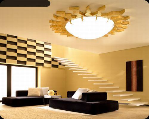 Interior Bedroom Lighting