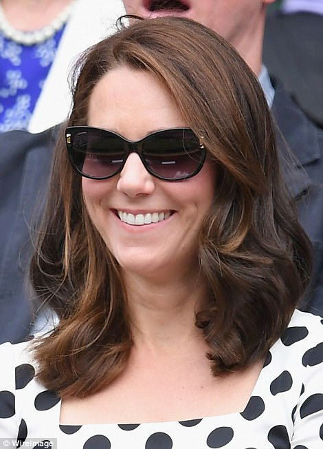 Kate recently spoke of her regret at missing Murray's Wimbledon final in 2013
